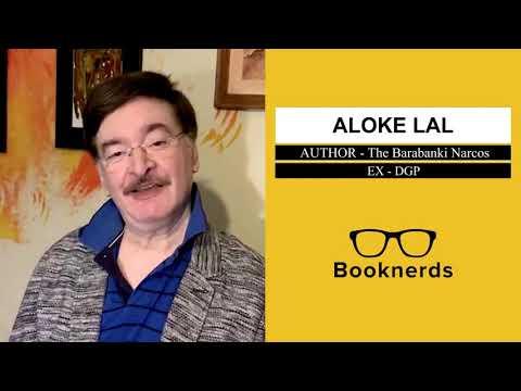 Tesimonial|Aloke Lal|Author|The Barabanki Narcos