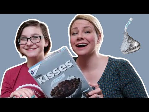Hershey's Kisses Cereal | Food Review