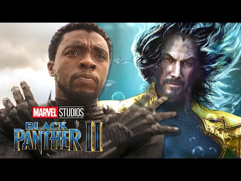 Avengers Infinity War Marvel Phase 4 Namor and 10 Things You Need To Know