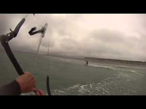 Kitesurfing Outer Hebrides – North Uist –  Kirkbost Island