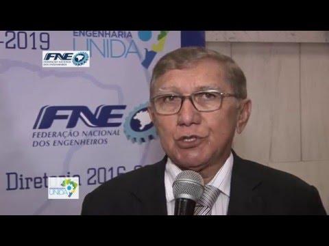 Laércio Aires dos Santos – Crea-AP
