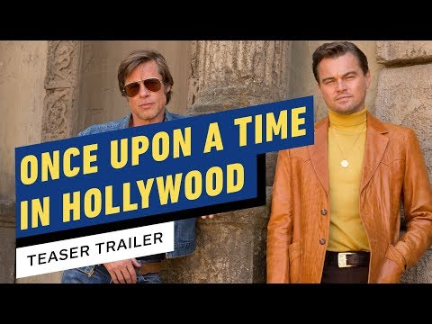 Once Upon a Time In Hollywood - Teaser Trailer (2019) Leonardo DiCaprio, Brad Pitt - Thời lượng: 96 giây.