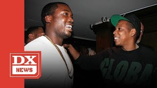Jay-Z Convinces Meek Mill To Cancel White House Trip With Donald Trump