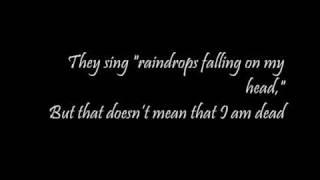 Regina Spektor-Raindrops (with Lyrics)