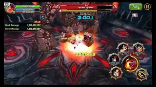 Video Kritika The White Knights | Magic Berserker Insane 4.4 Billion damage!!! MP3, 3GP, MP4, WEBM, AVI, FLV Juli 2018