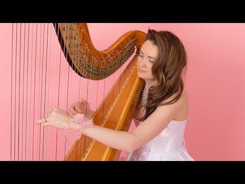 Relaxing Harp Music, Calming M …
