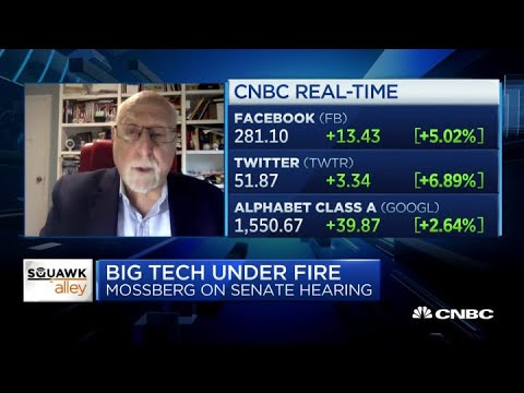 Facebook the greatest cancer on tech Recode39s Walt Mossberg