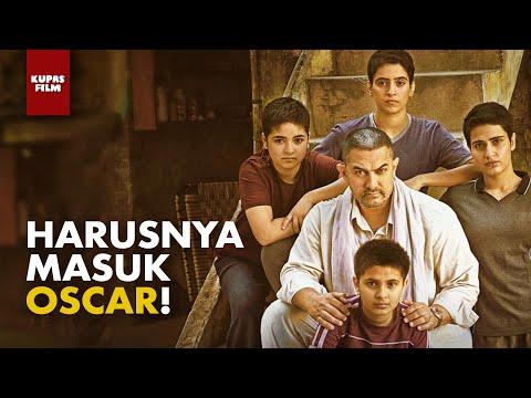 Review Film - DANGAL (2016) Film Disney & Bollywood Terlaris Sepanjang Masa!
