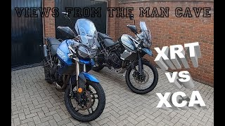 7. Triumph Tiger 800 - XRT or XCA Which is the one for you?