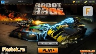Видеообзор Robot Rage