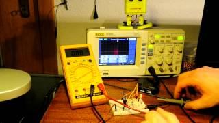 Voltage regulators need capacitors :)