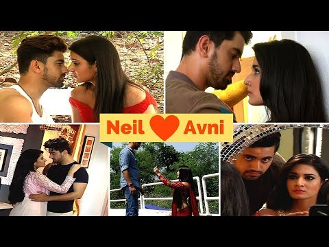 Cute Romantic Scene In Namkaran | Nail And Avni