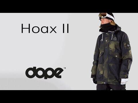 DOPE HOAX - Snowboardjacke