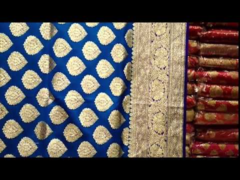 Video Latest Pure Banarasi Katan  Bridal & Party  sarees with Price (6,000-7,500) ৷৷ download in MP3, 3GP, MP4, WEBM, AVI, FLV January 2017