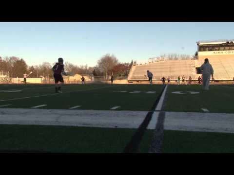 Alma College Men's Lacrosse - Spring 2012