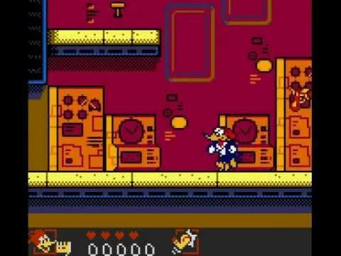 Woody Woodpecker Game Boy