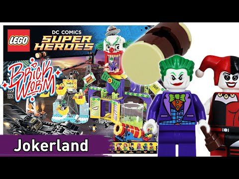 LEGO Batman: Jokerland - Brickworm