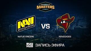 Natus Vincere vs Renegades - DH Las Vegas - de_mirage [ceh9, CrystalMay]