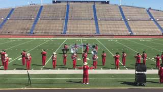 Sonora (TX) United States  City new picture : 2016 SONORA BRONCO MARCHING BAND