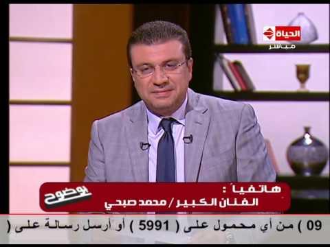 محمد صبحي عن اختياره سفيرا للأمم المتحدة: لا نحتاج لمناصب فضميرنا يُكلفنا
