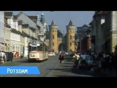 1983: Potsdam gestern und heute - Bilder deutscher Städ ...