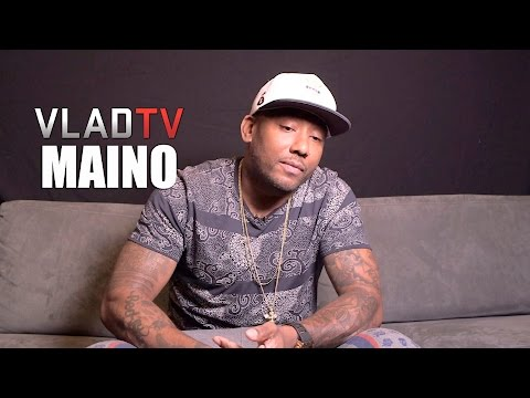 Maino Breaks Silence on Mellanie Monroe Assault Charges (видео)