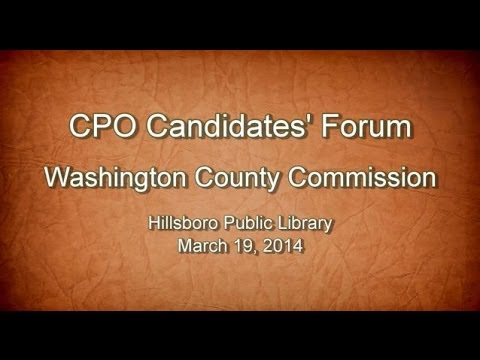 Board of Commissioners Candidates
