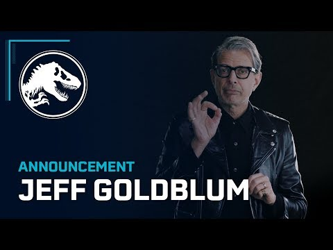Annonce de la présence de Jeff Godblum dans le jeu de