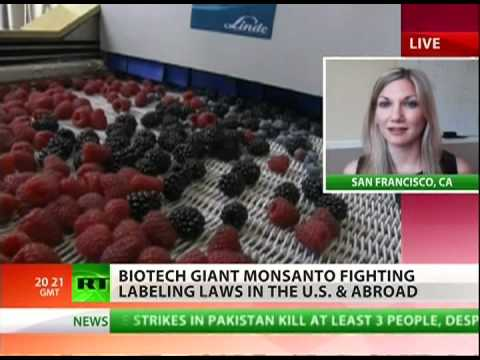 RT America - The agriculture giant Monsanto says their mission is improving agriculture and improving lives. Monsanto, the world's second largest producer of genetically ...