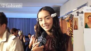 Model Talks - Fei Fei Sun - Interview&Highlights At Fashion Week 2012 Spring | FashionTV