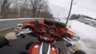 9. 2012 Used Harley Davidson CVO Street Glide FLHXSE3 Test drive