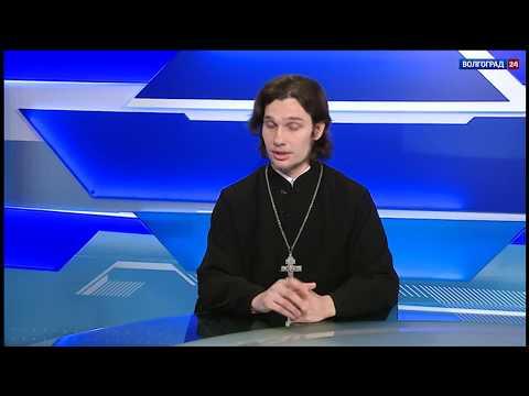 Илья Неклюдов, преподаватель Православного Царицынского университета, священник