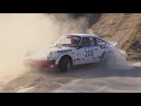 Rallye de Haute Provence 2015 Best of Show, Attack, VHC historic rally car VHRS, HD crash