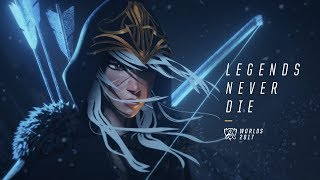Download Video Legends Never Die (ft. Against The Current) | Worlds 2017 - League of Legends MP3 3GP MP4