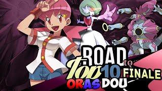 Pokemon Showdown Road to Top Ten: Pokemon ORAS Doubles OU w/ PokeaimMD [FINALE] by PokeaimMD