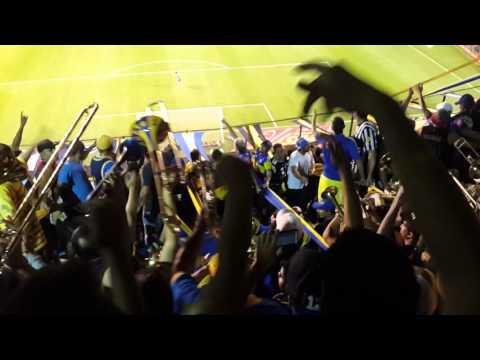 """Jugador nro 12 la mejor hinchada del mundo """"EN EL BARRIO DE LA RIBERA """" Boca 2 vs Unión 1 - La 12 - Boca Juniors - Argentina - América del Sur"""