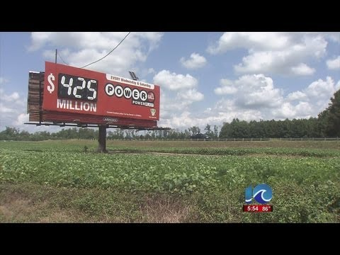 Walter Hildebrand reports on Powerball fever