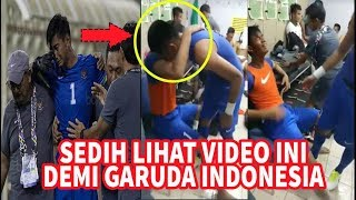 Video SEDIH LIAT VIDEO INI! Satria Tama & Pemain Timnas menangis diruang Ganti setelah lawan Vietnam MP3, 3GP, MP4, WEBM, AVI, FLV Agustus 2017