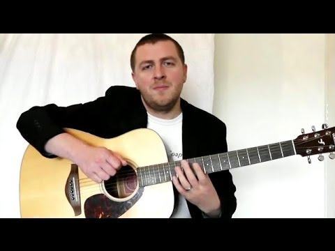 Guitar Lesson – Easy Classical Guitar Song – Great For Beginners