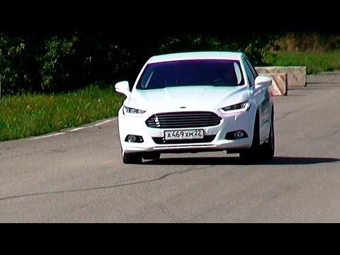 New Ford Mondeo _ 149 л.с. - тест-драйв! Полная версия
