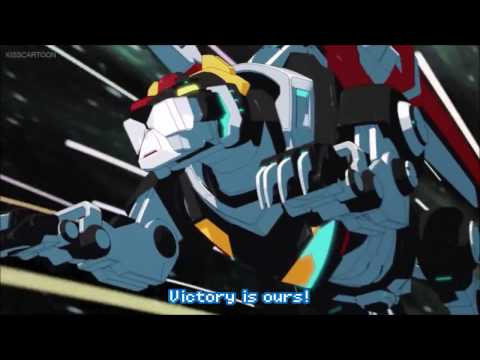 Voltron Legendary Defender ~Fanmade OP~ [w/ GoLion intro] vers.2