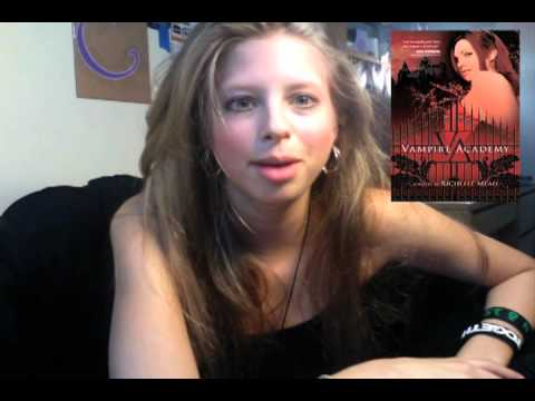 VAMPIRE ACADEMY BY RICHELLE MEAD: booktalk with XTINEMAY (ep 12)