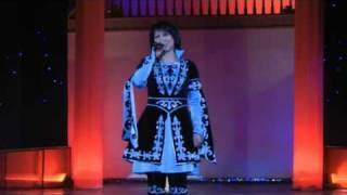 Запись на сольном концерте Элиты Секинаевой 18.02.2011