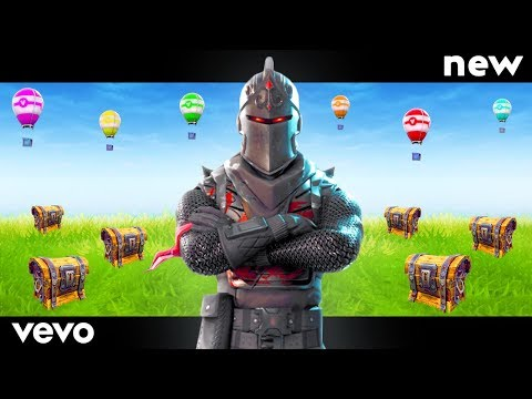FORTNITE: BATTLE ROYALE SONG! (OFFICIAL MUSIC VIDEO) (видео)