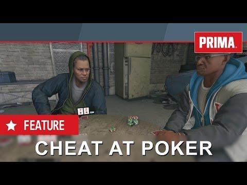 Watch Dogs – How to Cheat and Win at Poker