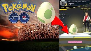 Pokémon GO Egg Defending Gyms Hack by Pokémon GO Gameplay