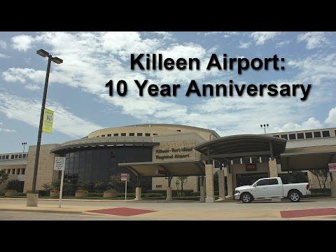 Killeen Airport: 10 Year Anniversary