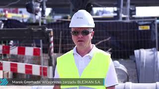 Jakie inwestycje firma BLEJKAN realizuje w Warszawie?