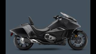 9. New in 2018 Honda NM4 Scooter Concept ?!?
