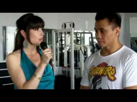 Cung Le talks rematch with Scott Smith Belt movie career and Anderson Silva